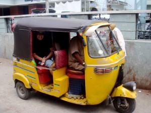 geriatric traveller