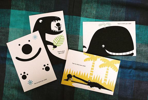 postcards ideas