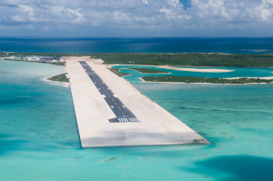 turks and caicos runway