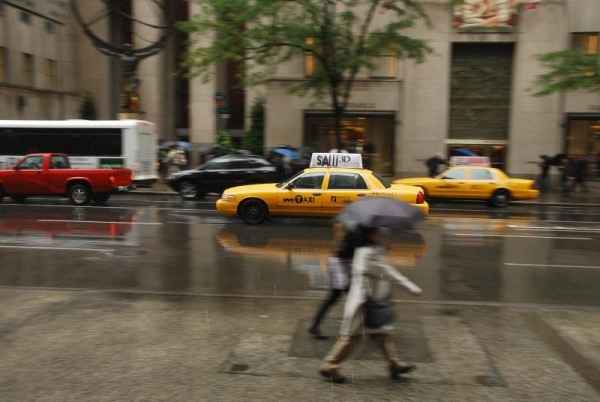 A-rainy-day-NYC