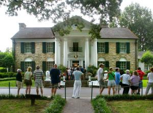 Elvis's House Memphis, Tennessee